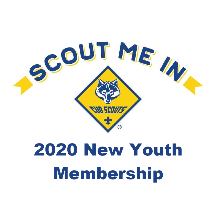 2020 New Youth Membership (Prorated)