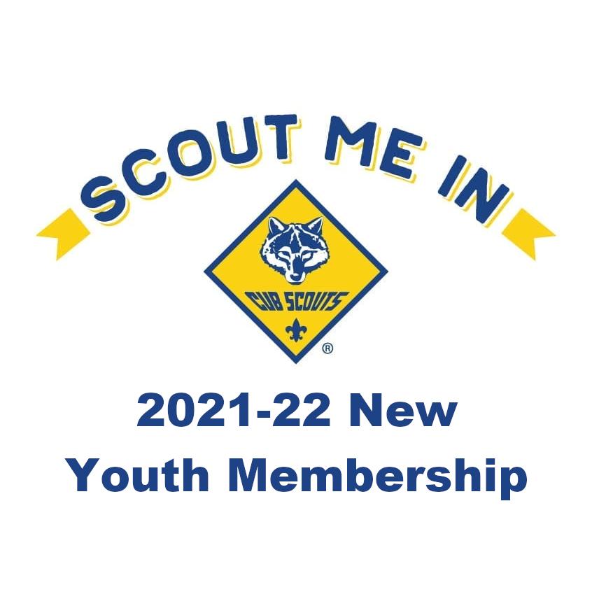 2021-22 New Youth Membership
