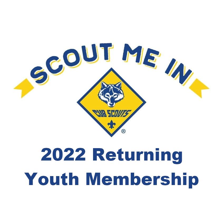 2022 Returning Youth Membership